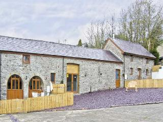 MILLER'S COTTAGE, pet friendly, luxury holiday cottage, with hot tub in Llandysul, Ref 7264 - Ceredigion vacation rentals