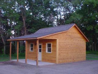 Deeg's Outdoor Adventure Cabins - The Pheasant - Neillsville vacation rentals