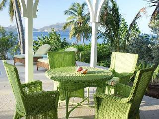 Wonderful West Indian Style Waterfront Home - Saint Kitts and Nevis vacation rentals