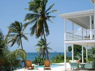 Wonderful West Indian Style Waterfront Home - Nevis vacation rentals