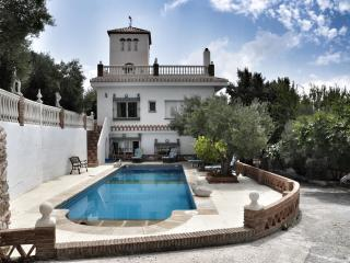Perfect Villa with Internet Access and Satellite Or Cable TV - Granada vacation rentals