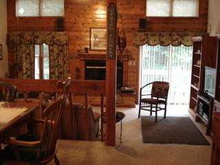 Executive Bear Retreat: Indoor Pool Spa HDTV WiFi - Shawnee on Delaware vacation rentals