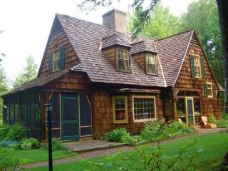 The Healing Wood Sanctuary at Indian Carry - Tupper Lake vacation rentals
