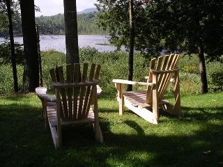 Cozy Cabin with Deck and Cleaning Service - Paul Smiths vacation rentals