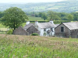 Three bedroom 19th Century Farmhouse in Wales, UK - Carmarthenshire vacation rentals