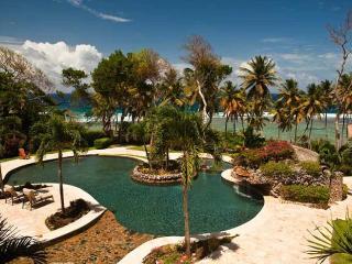 Luxury 10 bedroom Dominican Republic villa. Beachfront private resort! - Cabrera vacation rentals