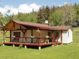1 bedroom Cabin with Deck in Hinton - Hinton vacation rentals
