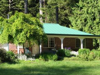 Cozy Cattail Cottage Coastal Estuary Woodland Home - Reedsport vacation rentals