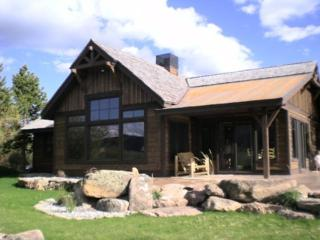 Hebgen Lake, West Yellowstone Lake Cabin - West Yellowstone vacation rentals
