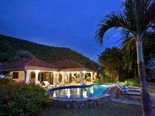 A Villa on the Beach - Great Camanoe Island vacation rentals