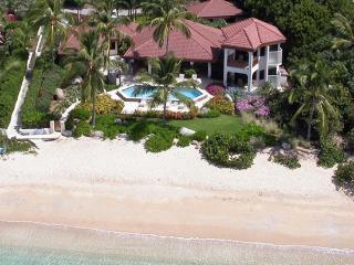 Caribbean Wind at Mahoe Bay, Virgin Gorda - Beachfront, Private Pool, Access to Tennis - British Virgin Islands vacation rentals