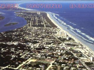 Walk to Beach River Shops Condo Complex - New Smyrna Beach vacation rentals