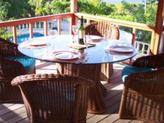 Montserrat Villa for Rent  3 bedrooms 2 baths pool - Montserrat vacation rentals