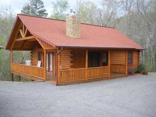 Running Bear Cabin - Murphy vacation rentals