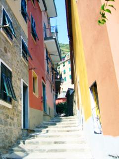 Manarolavistamare - Sea view rooms and apartments + stylish aptment        Air Conditioning and free Wi-Fi - Manarola vacation rentals