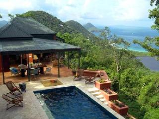 Towanda - Beautiful villa offers stunning views, pool & fun in the sun - British Virgin Islands vacation rentals