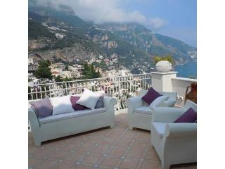 Take in veiws of the Alafi Coast and Positano. BRV GIU - Campania vacation rentals