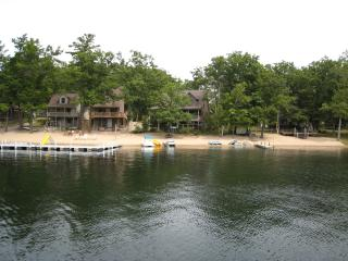 Beautiful vacation homes on Budd Lake, Harrison MI - Falmouth vacation rentals