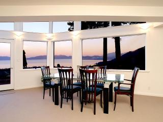 Spectacular Lake Tahoe View Contemporary Home - Tahoe City vacation rentals