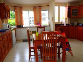 Western Kitchen & Baths. Two Security Gates. - Chiang Mai vacation rentals