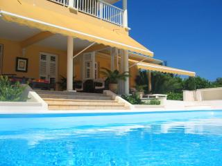 Luxury villa official rating 5*,sea view 180°,pool - Martinique vacation rentals