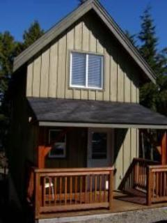 Pacifc Rim Cabin - Gorgeous Ucluelet waterfront cabin sleeps up to 6 - Ucluelet - rentals