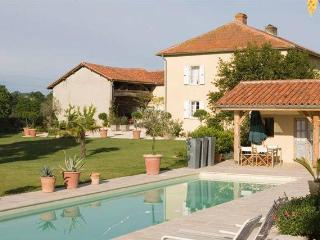 Tresbos farmhouse with private pool - Sainte-Dode vacation rentals