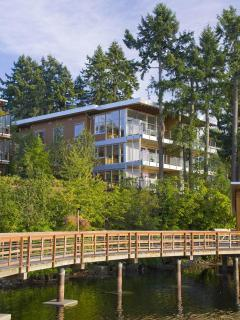 The OceanVilla at Brentwood Bay Resort & Spa - Victoria vacation rentals