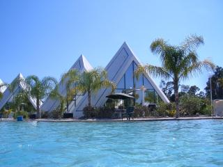 PYRAMIDS IN FLORIDA - unique chalets in Ft. Myers - Fort Myers vacation rentals