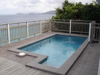 Casa Azure, Check out our video tour!! Waterfront! - Saint Thomas vacation rentals