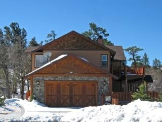 A luxury rustic vacation cabin in Big Bear Lake - Big Bear and Inland Empire vacation rentals