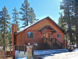 Evening Breeze Cabin a Big Bear Vacation Cabin for the whole family and dogs to enjoy with outdoor hot tub near Snow Summit Ski  - Fawnskin vacation rentals