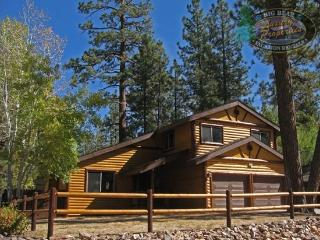 Peaceful Retreat Cabin a beautiful, peaceful, tranquil yet centrally located Vacation Cabin in Big Bear. - Big Bear Lake vacation rentals