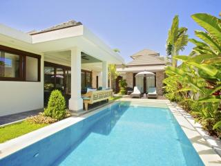 On the beach in Sanur: VILLA SIXTEEN KEJORA: Cool Bali Villas - Sanur vacation rentals