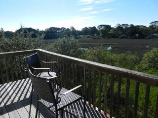 3br/2.5ba - Beautiful Marsh Views - Tybee Island - Tybee Island vacation rentals