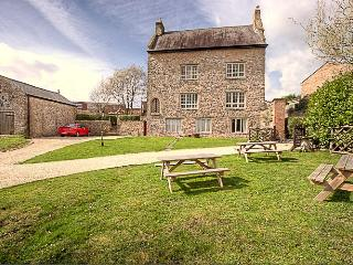 Medieval Manor House: Sleeps 16 - Caldicot vacation rentals