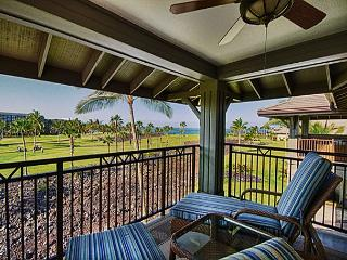 Exquisite Three Bedroom, Three Bath Ocean view Villa (Resort Fees Incl.) - Waikoloa vacation rentals