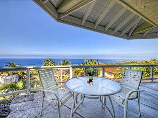 Spacious three bedroom, home with beautiful Ocean views - Kailua-Kona vacation rentals