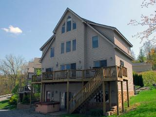 Stunning 5 Bedroom townhome with hot tub offers breathtaking lake views! - Oakland vacation rentals