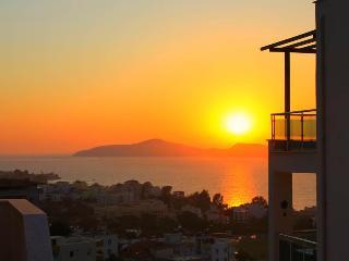 Penthouse on the Aegean, sleeps 6, Gulluk, Turkey - Gulluk vacation rentals
