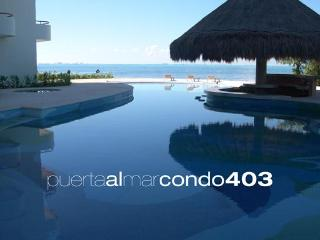 Isla Mujeres Beachfront Luxury Condo AmazingViews! - Isla Mujeres vacation rentals