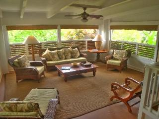 SUMMER SALE ~ Spectacular Ocean view Home in Poipu, private spa, walk to beach - Poipu vacation rentals