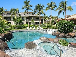 TOP FLOOR OCEAN VIEW & BBQ! - SPRING/SUMMER SPECIAL-7th NIGHT COMP (4/8-6/30) - Mauna Lani vacation rentals