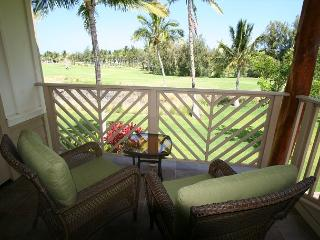 3BR TOWN HOME WITH GOLF VIEWS & BBQ! LAVA FLOW SPECIAL AUG-OCT 7TH NIGHT COMP - Waikoloa vacation rentals