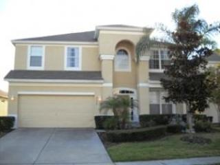 Exterior - 6-Bedroom Gold Star Pool Home Near Disney - Kissimmee - rentals