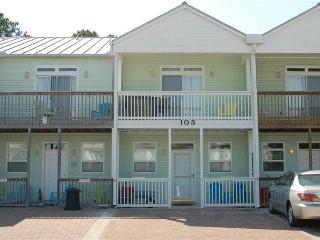 2 bedroom House with Deck in Mexico Beach - Mexico Beach vacation rentals
