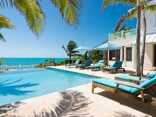 Luxury Overlooking Sapodilla Bay, Steps to Beach! - Providenciales vacation rentals