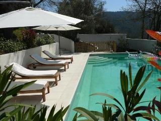 Les Chenes Sessiles, Luxury 3 Bedroom Apartment with a Pool and Balcony - Collobrieres vacation rentals