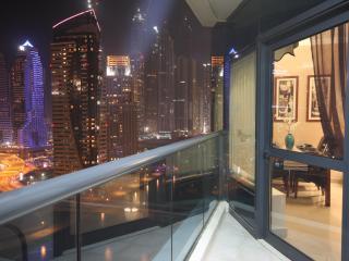 Timeplace Dubai Marina 2 bedrooms sleeps 6, 18th F - Dubai Marina vacation rentals