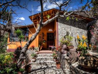 Exquisite Home on 10-Acre Garden Estate with pool - Santa Cruz La Laguna vacation rentals